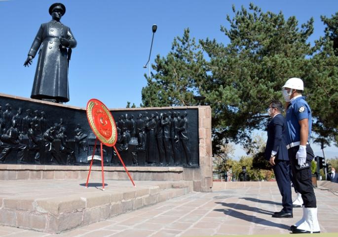 Gaziler Günü Erzurum'da törenlerle kutlandı