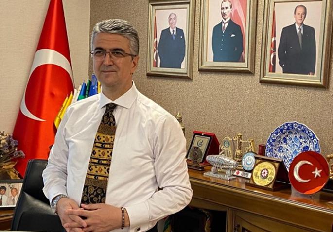 MHP'li Aydın: Ermenistan 100 yıl önce ne idiyse yine aynı